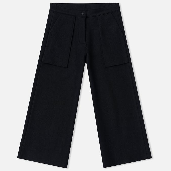 Женские брюки maharishi Raw Cropped Black