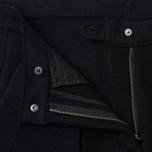 Женские брюки maharishi Raw Cropped Black фото- 2