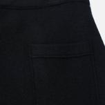 Женские брюки maharishi Raw Cropped Black фото- 3