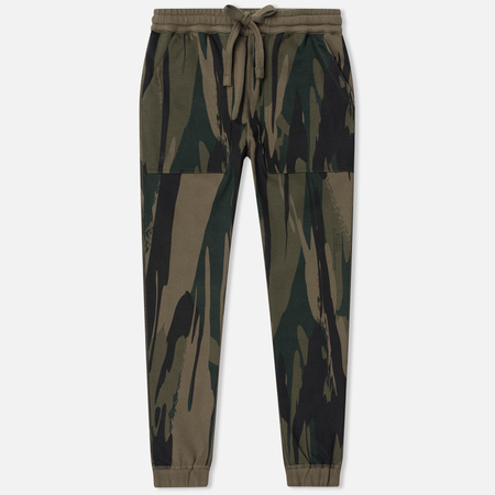 Женские брюки maharishi Reversible Camo British Bonsai Forest Jungle Camouflage