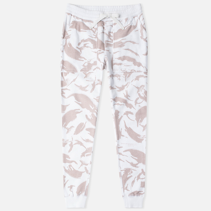 Женские брюки maharishi Reversible Camo Sweat Track Desert