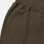 Женские брюки maharishi Rib Organic Cotton Maha Olive фото- 1