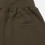 Женские брюки maharishi Rib Organic Cotton Maha Olive фото- 2