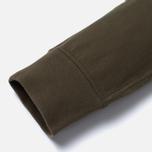 Женские брюки maharishi Rib Organic Cotton Maha Olive фото- 3