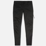 Женские брюки Maharishi Slouch Curve Black фото- 0