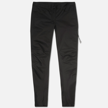 maharishi Slouch Curve Women's Trousers Black