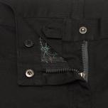 Женские брюки Maharishi Slouch Curve Black фото- 4