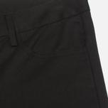Женские брюки Maharishi Slouch Curve Black фото- 2