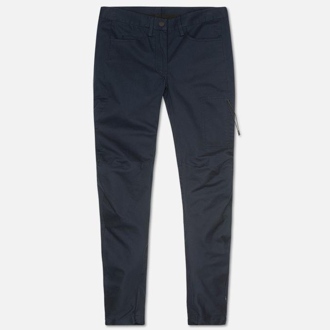 Женские брюки Maharishi Slouch Curve Dark Navy