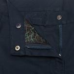 Женские брюки Maharishi Slouch Curve Dark Navy фото- 4