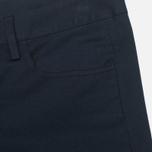 Женские брюки Maharishi Slouch Curve Dark Navy фото- 2