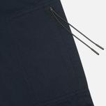Женские брюки Maharishi Slouch Curve Dark Navy фото- 3