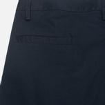 Женские брюки Maharishi Slouch Curve Dark Navy фото- 1