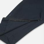 Женские брюки Maharishi Slouch Curve Dark Navy фото- 6