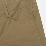 Женские брюки Maharishi Slouch Curve Maha Olive фото- 2