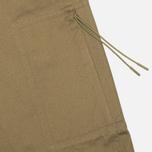 Женские брюки Maharishi Slouch Curve Maha Olive фото- 3