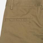 Женские брюки Maharishi Slouch Curve Maha Olive фото- 1
