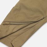Женские брюки Maharishi Slouch Curve Maha Olive фото- 6