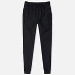 Женские брюки Maharishi Woven Track Garment Dyed Black фото- 0