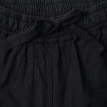 Женские брюки Maharishi Woven Track Garment Dyed Black фото- 2