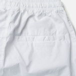 Женские брюки Maharishi Woven Track Garment Dyed Optic White фото- 3