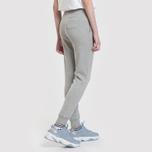 Женские брюки Maison Kitsune Classic Jog Tricolor Fox Patch Grey Melange фото- 7
