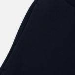 Женские брюки Maison Kitsune Classic Jog Tricolor Fox Patch Navy фото- 3