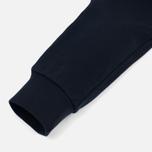 Женские брюки Maison Kitsune Classic Jog Tricolor Fox Patch Navy фото- 5