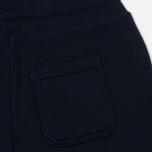 Женские брюки Maison Kitsune Classic Jog Tricolor Fox Patch Navy фото- 2