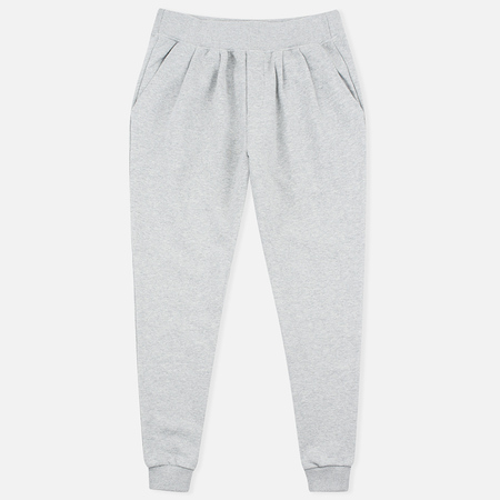 Женские брюки Maison Kitsune Fancy Jog Grey Melange