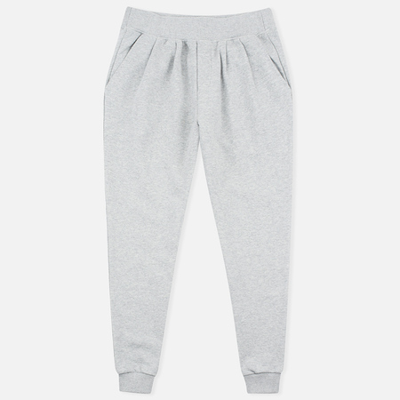 Maison Kitsune Fancy Jog Women's Trousers Grey Melange