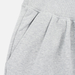 Женские брюки Maison Kitsune Fancy Jog Grey Melange фото- 1