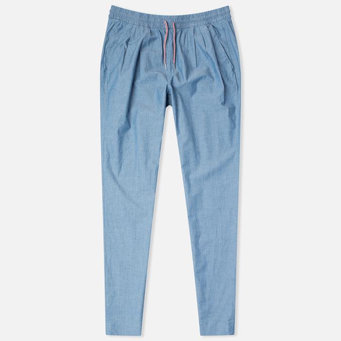 Женские брюки Maison Kitsune Joyce Casual Chambray