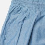 Женские брюки Maison Kitsune Joyce Casual Chambray фото- 2