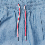 Женские брюки Maison Kitsune Joyce Casual Chambray фото- 1