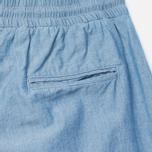 Женские брюки Maison Kitsune Joyce Casual Chambray фото- 3
