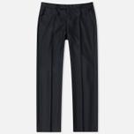 Женские брюки Maison Kitsune Plain Masculine Black фото- 0