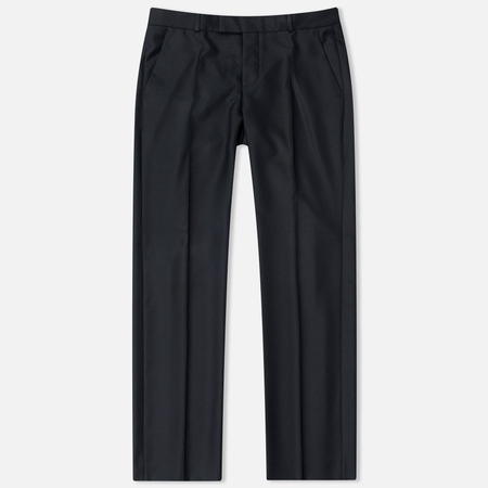 Женские брюки Maison Kitsune Plain Masculine Black