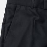Женские брюки Maison Kitsune Plain Masculine Black фото- 2
