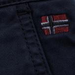 Женские брюки Napapijri Manan Blue Marine фото- 4