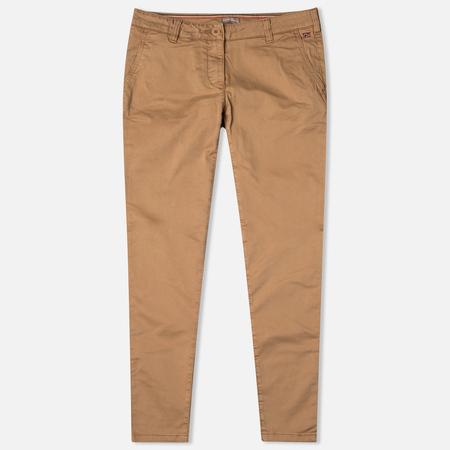 Женские брюки Napapijri Manan New Caramel