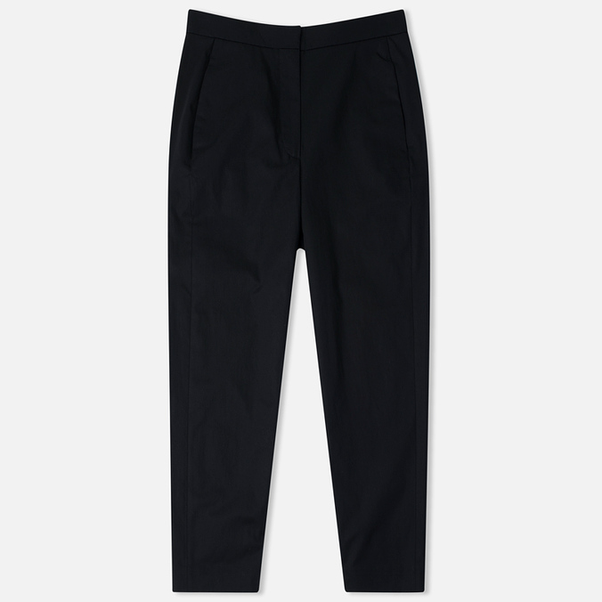 Женские брюки Norse Projects Annika Cotton Twill Black