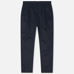 Женские брюки Norse Projects Disa Washed Cotton Dark Navy фото- 0