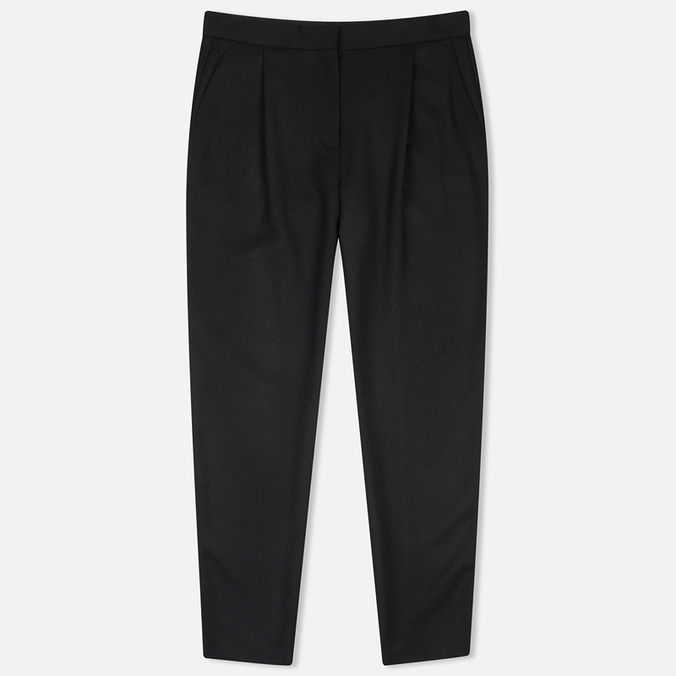 Norse Projects Disa Wool Women's Trousers Black