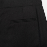 Norse Projects Disa Wool Women's Trousers Black photo- 4