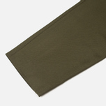 Norse Projects Disa Wool Women's Trousers Dark Olive photo- 5