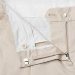 Женские брюки Norse Projects Erika Cropped Cotton Khaki фото- 2