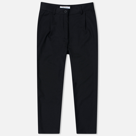 Женские брюки Norse Projects Nine Wool Black