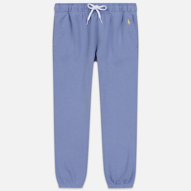 Женские брюки Polo Ralph Lauren Fleece Relaxed Fit East Blue