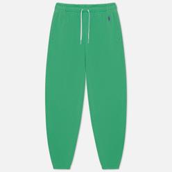 Женские брюки Polo Ralph Lauren Fleece Relaxed Fit Vineyard Green
